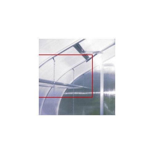 Hoklartherm Riga IIs Greenhouse Top Shelf