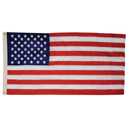 - Valley Forge Flag 4' x 6' Nylon US Flag