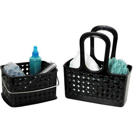 Shower Caddy and Basket Set - Walmart.com