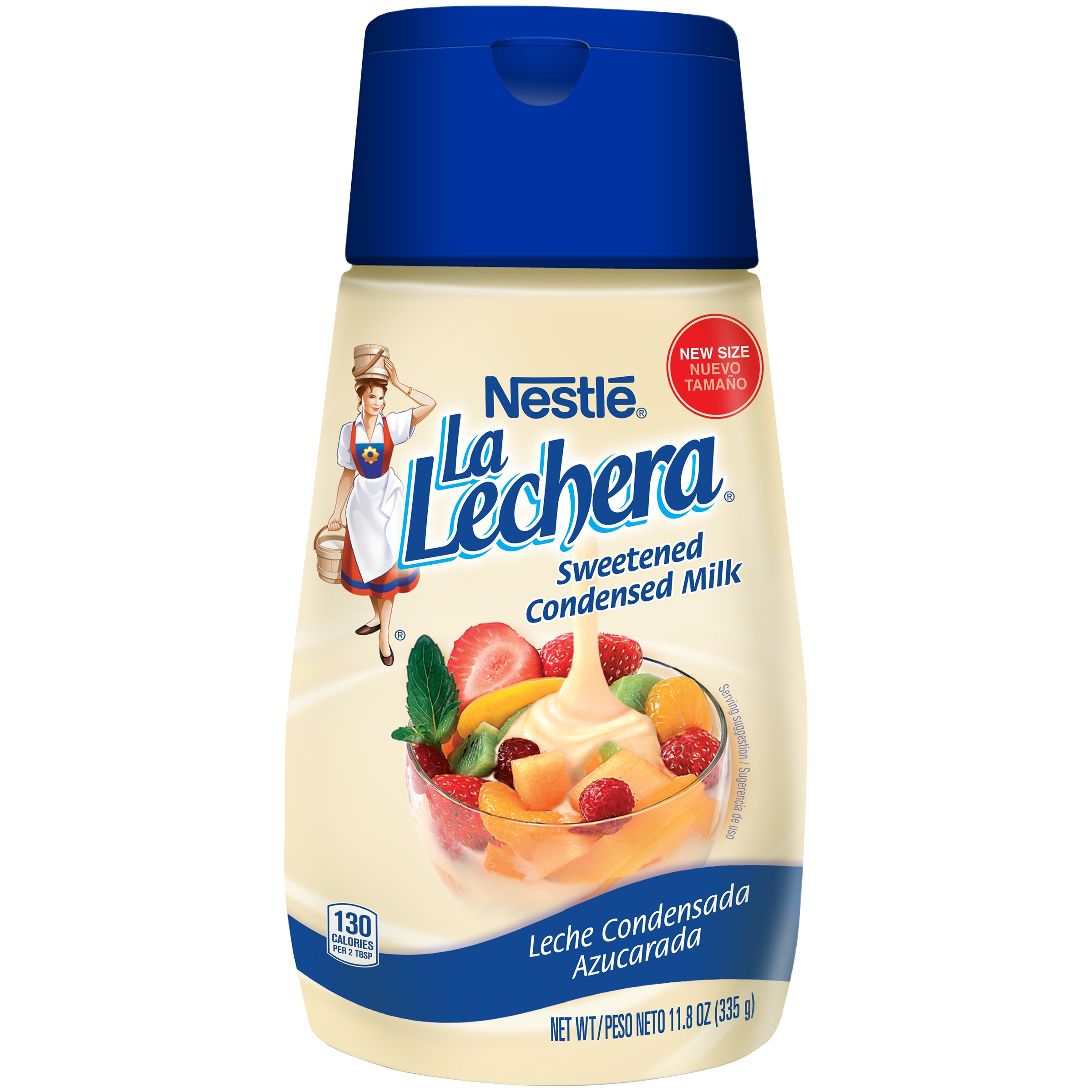 (2 Pack) LA LECHERA Sweetened Condensed Milk 11.8 oz Bottle