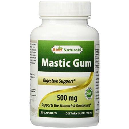 Best Naturals Mastic Gum 500 mg, 60 Ct