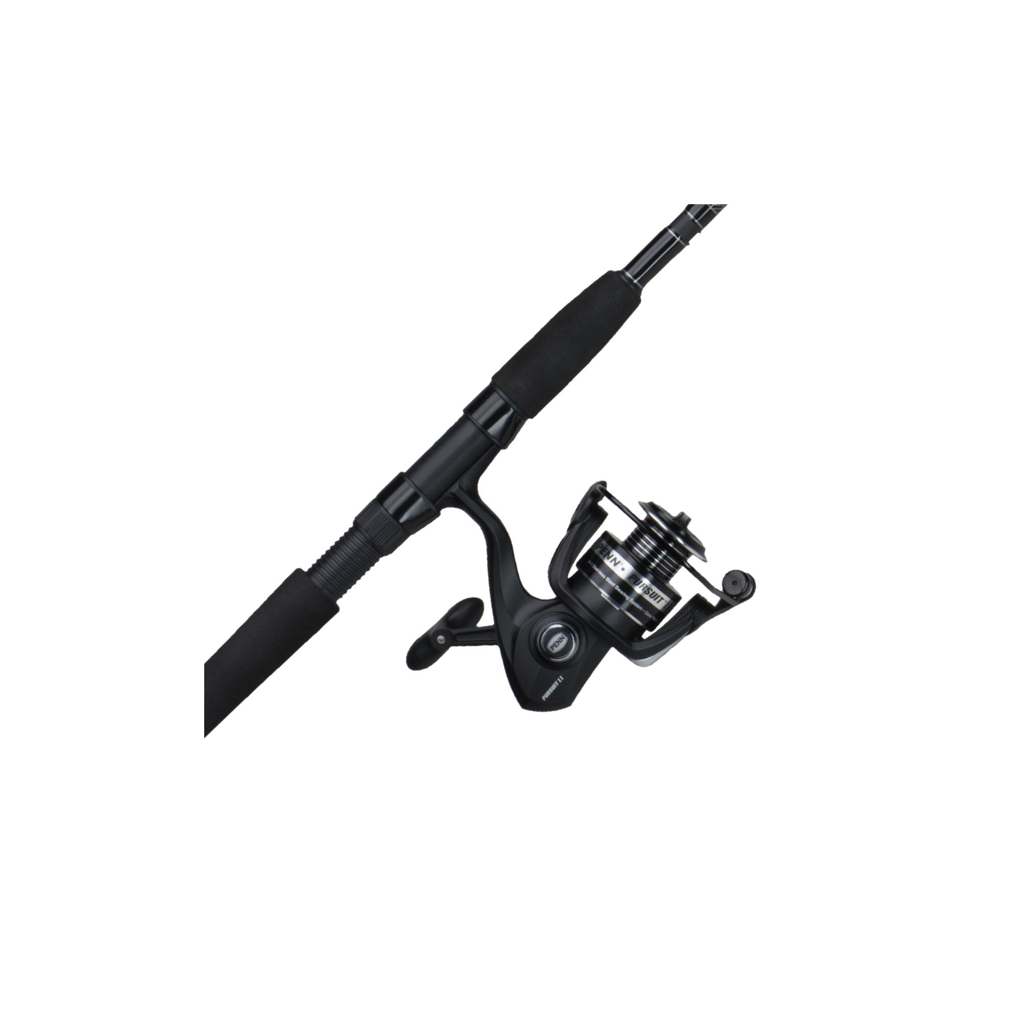 Penn Pursuit II Spinning Reel and Fishing Rod Combo