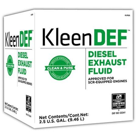 Diesel Exhaust Fluid, 2 5 Gal , Old World, KLF002