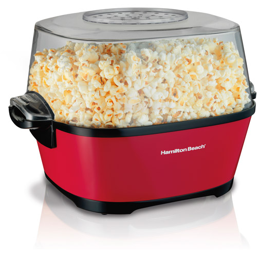 Hamilton Beach Hot Oil Popcorn Popper | Model# 73302