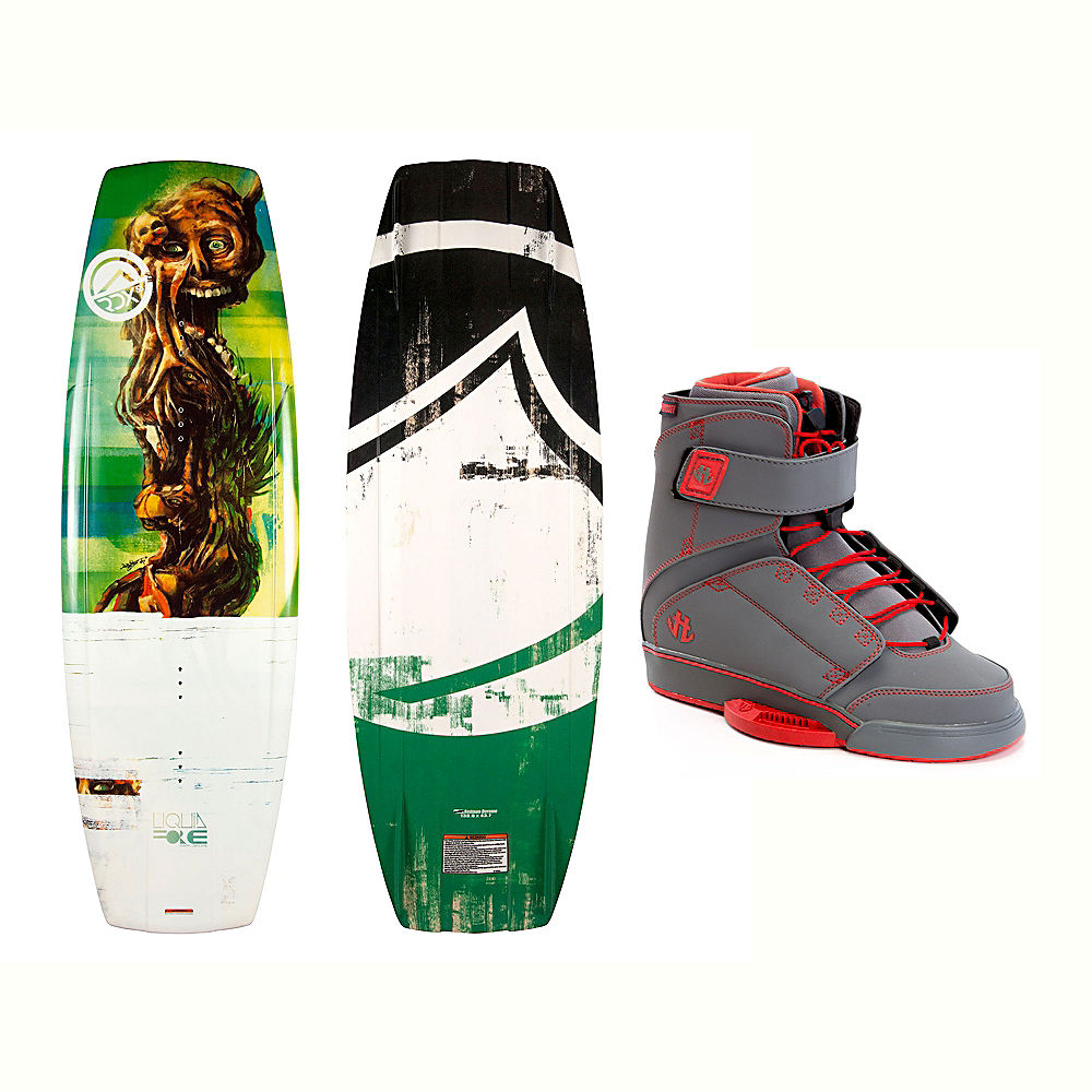 Click here to buy Liquid Force RDX Wakeboard With Odyssey Bindings 2017 by Liquid Force.