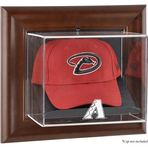MLB - Arizona Diamondbacks Framed Wall Mounted Logo Cap Display Case