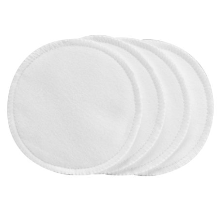 Contoured Disposable Breast Pads - Dr. Brown's Washable Breast Pads, 4 Pack