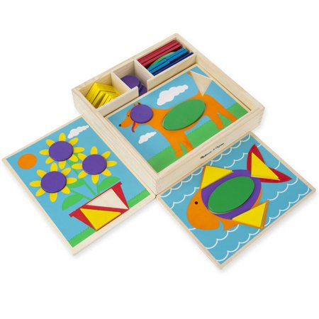 (BEGINNER PATTERN BLOCKS)