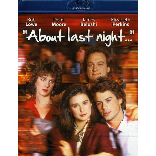 About Last Night... (Blu-ray) (Widescreen)