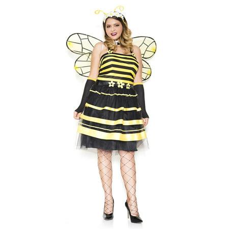 Plus Size Bebe (Plus Size Bumble Bee Costume)