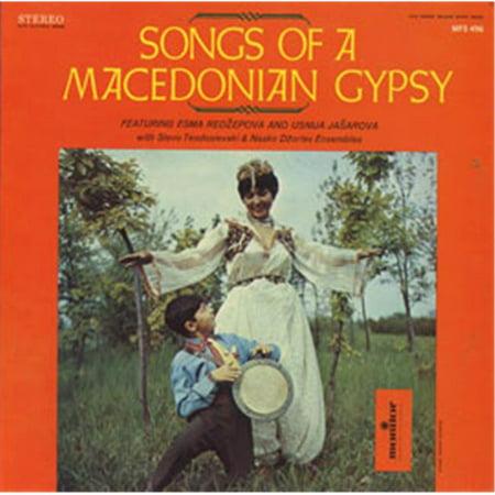 Songs of a Macedonian Gypsy - Songs of a Macedonian Gypsy [CD]