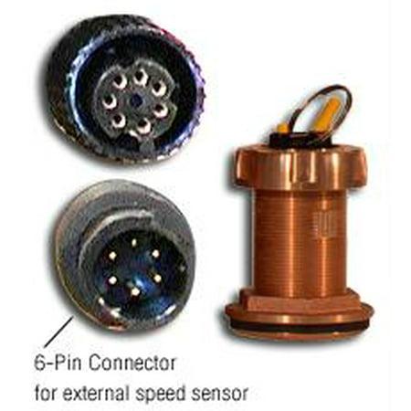 Furuno 235DT-MSE Depth/Temp Bronze TH Smart Sensor ()
