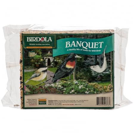 Birdola Banquet Cake for Wild Birds 2.69 lbs