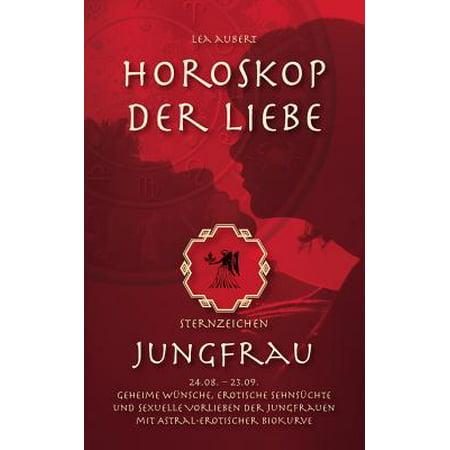Horoskop Jungfrau Morgen Liebe