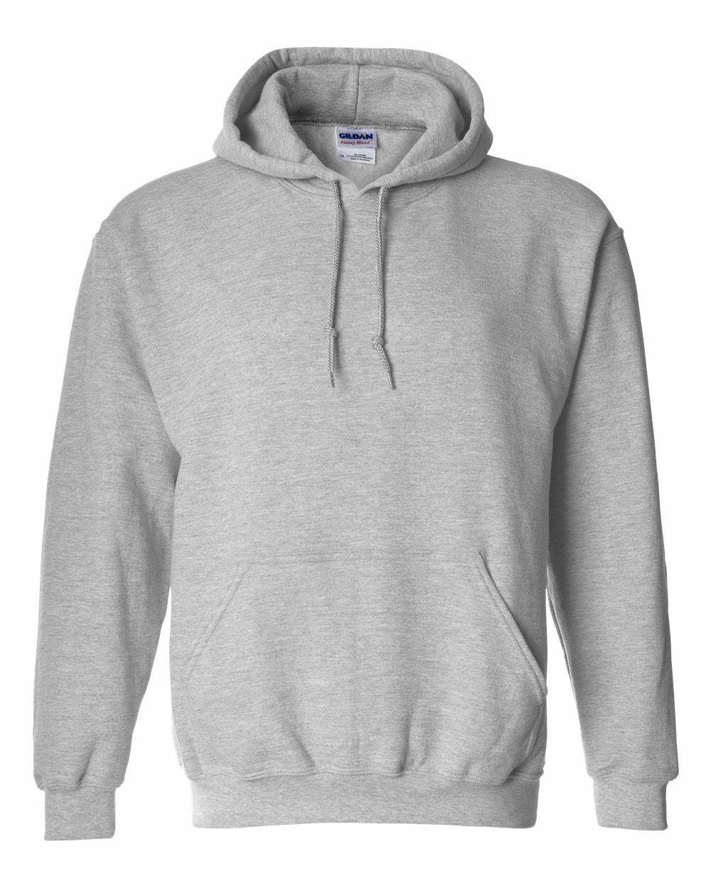 Sport Gray Blank Gildan Shirt Adult