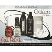 Gelaze Gel Polish Necessities Kit - Best Reviews Guide