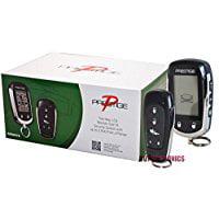 New Prestige APS997E Two-Way LCD Remote Start & Car Alarm System