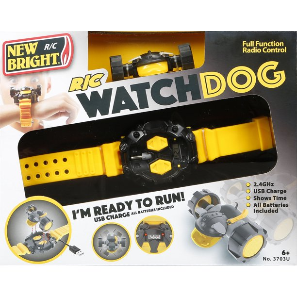 New Bright Rc Full Function Watchdog