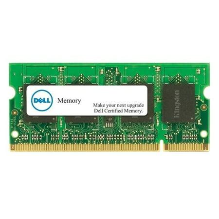 Dell 1GB Memory Module PP102 2R SODIMM DDR2 800 MHz Non-ECC- SNPPP102C/1G -Refurbished
