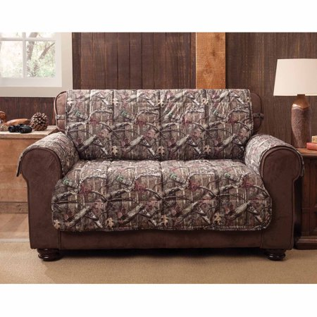 Mossy Oak Break Up Infinity Camoflage Sofa Protector