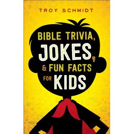 Bible Trivia, Jokes, and Fun Facts for Kids - 5 Halloween Fun Facts