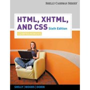 HTML, XHTML, and CSS: Comprehensive (Shelly Cashman)