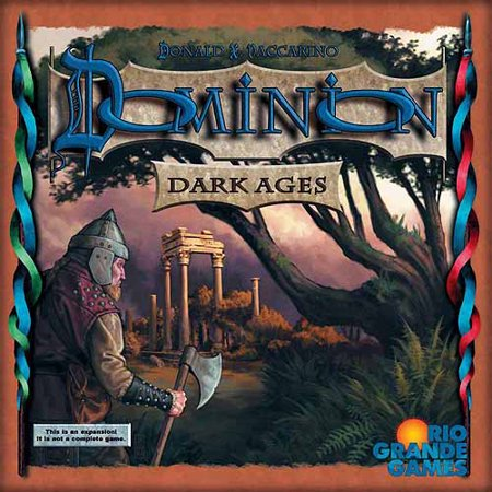 Rio Grande Games Dominion: Dark Ages Expansion - Group Games In The Dark