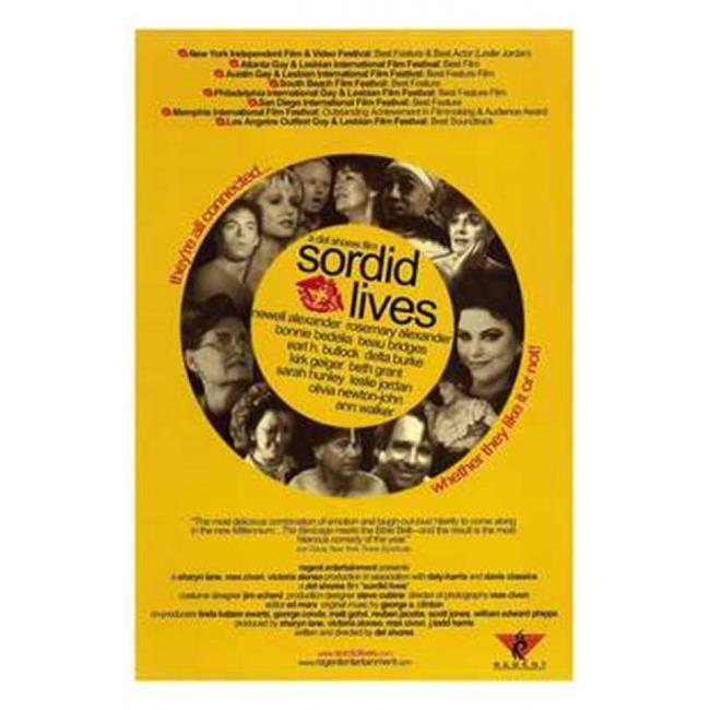 Posterazzi MOVAF6419 Sordid Lives Movie Poster - 27 x 40 in. - image 1 of 1
