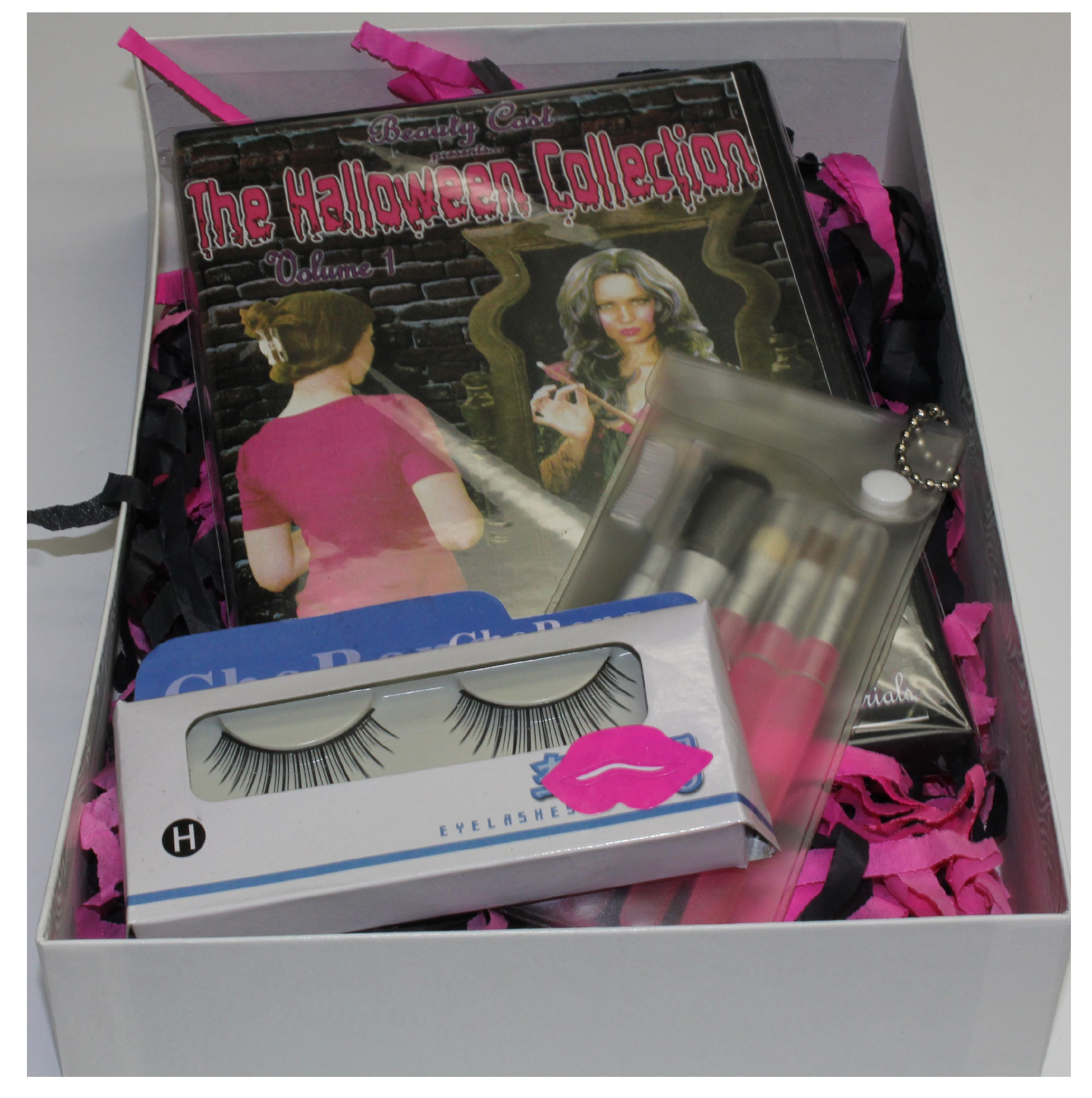 The Halloween Collection: Volume 1 Presented By Beauty Cast- Gift Set