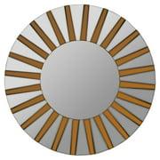 Emele Sunburst Wall Mirror - 36 in. diam.