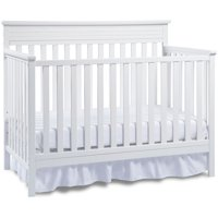 Fisher-Price Newbury 4-in-1 Convertible Crib, White