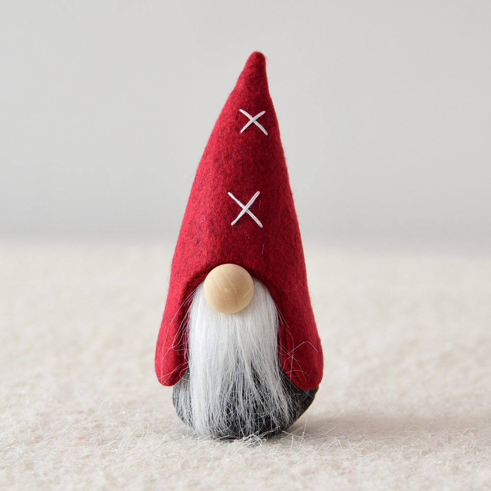 Voomwa Christmas Tree Decoration Home Decor Christmas Gift Doll Ornament Door Hanging