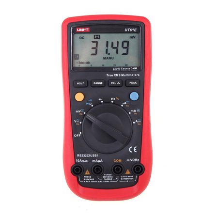 UNI-T UT61E Modern Digital Multimeter