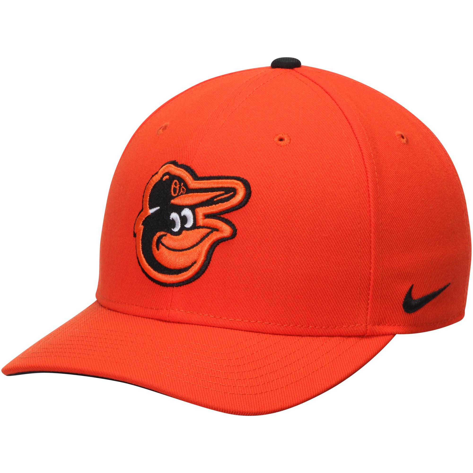 Baltimore Orioles Nike Classic Adjustable Performance Hat - Orange - OSFA