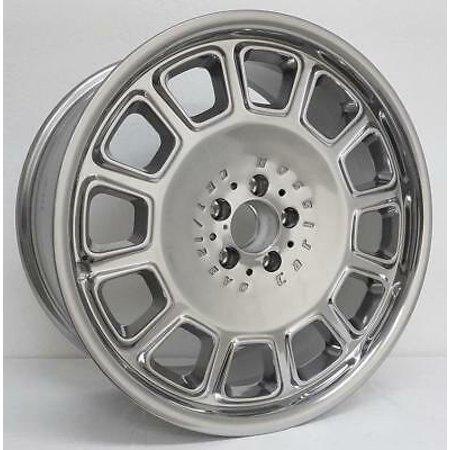 Mercedes S550 Sedan (20'' wheels for Mercedes S-CLASS SEDAN S550 S600 S63 (Staggered)