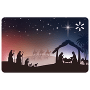 Nativity Walmart eGift Card