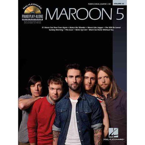 Maroon 5: Piano / Vocal / Guitar