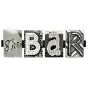 Language Art The Bar by Greg and Dilynn Puckett Textual Art