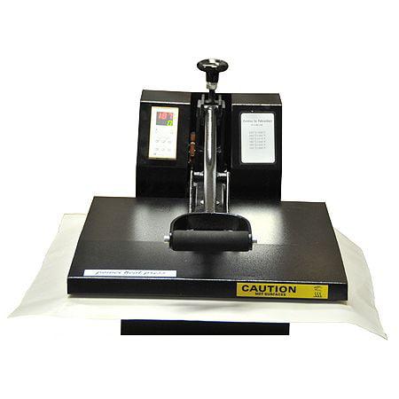 Heat Transfer T Shirt Press Machine 15x15 Walmart Com Walmart Com
