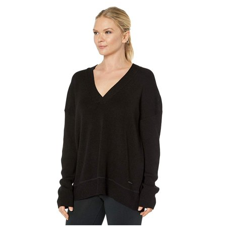 Carve Designs Aurora Sweater Black