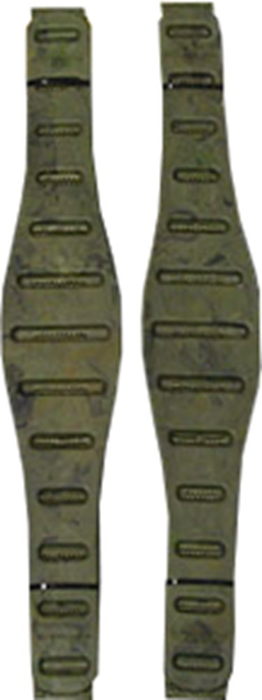 Click here to buy Blackpowder Products The Claw Treestand Carry Straps Camo by BLACKPOWDER PRODUCTS INC.