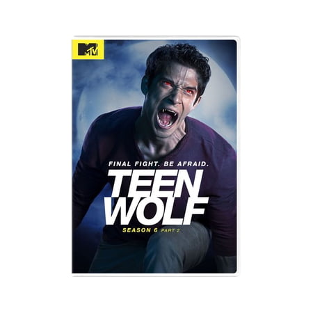 Teen Wolf: Season 6, Part 2 (DVD) - Home Improvement Season 6 Halloween