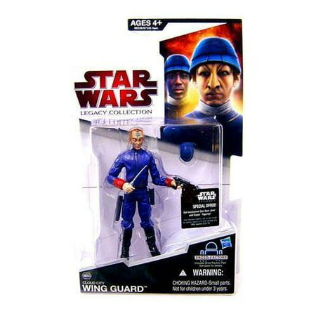Guard Star Wars (Cloud City Wing Guard Action Figure Light Skin Star)