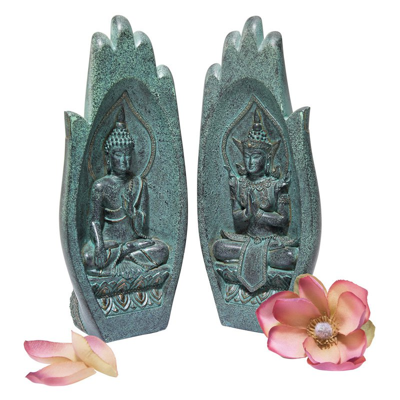 Namaskara Mudra Buddha Hands Statue Design Toscano Buddha Statue  Buddha Hands