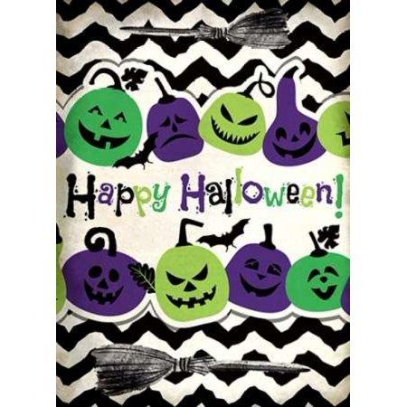 Happy Halloween Pumpkins Poster Print by Kimberly Allen (9 x 12)](Allen Halloween Mp3)