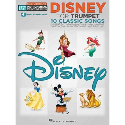 Disney: For Trumpet: 10 Classic Songs