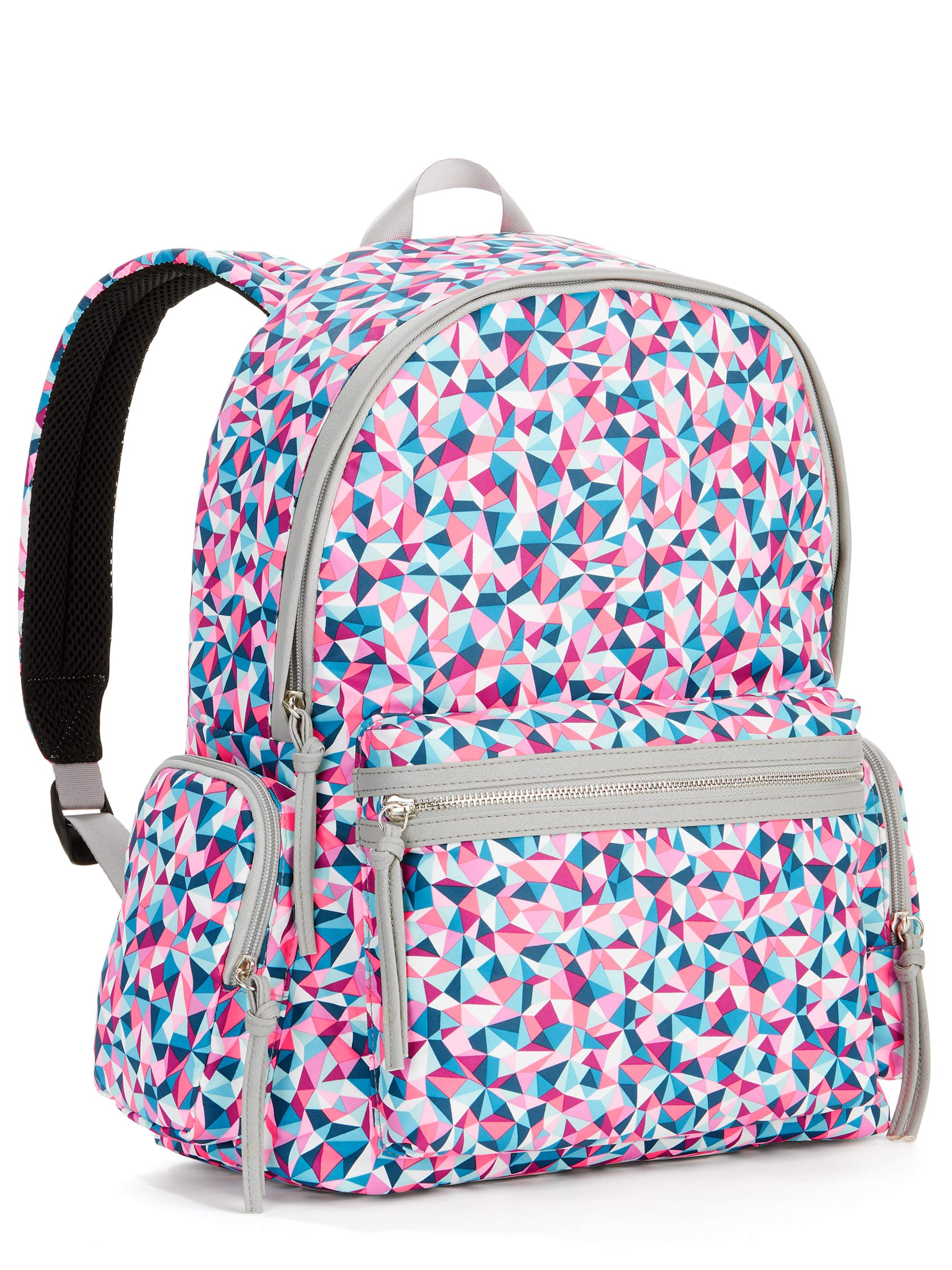 Multi Abstract Active Backpack