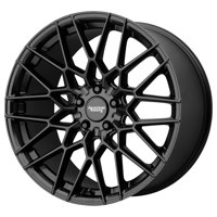 American Racing barrage 19x9 5x114.3 35et 72.60mm satin black wheel