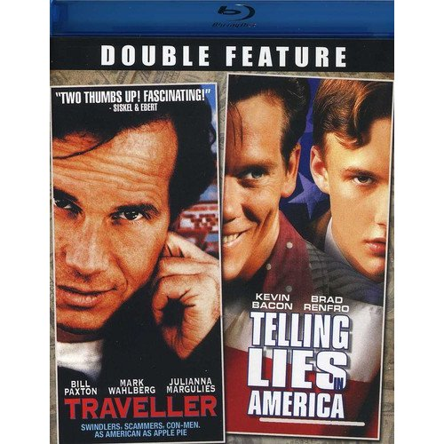 Traveller / Telling Lies In America (Blu-ray) (Widescreen)
