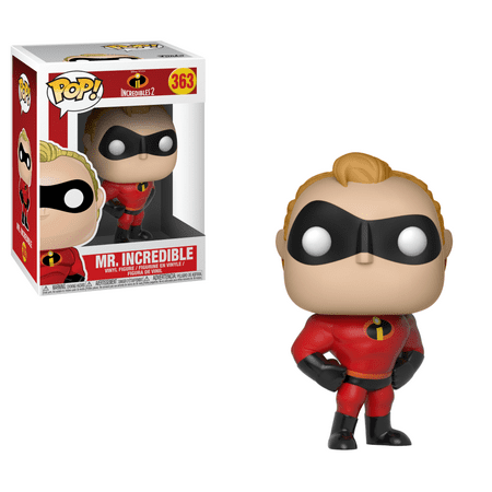 Funko Pop! Disney: Incredibles 2 - Mr. Incredible